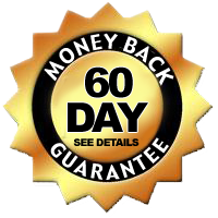 Learn about our money back guarantee